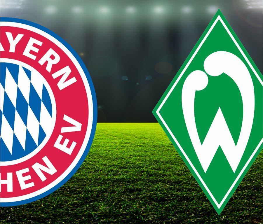Bayern München - SV Werder Bremen