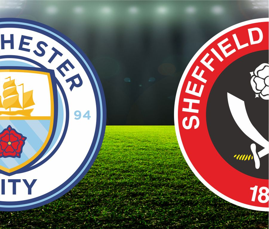 Manchester City-Sheffield United