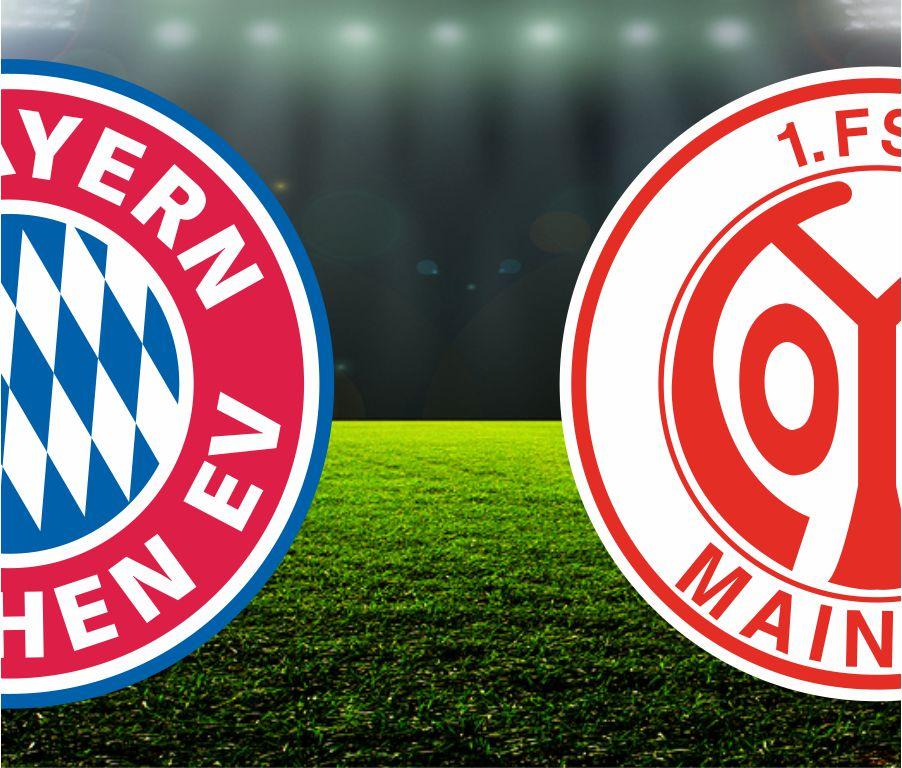 Bayern München-1.FSV Mainz