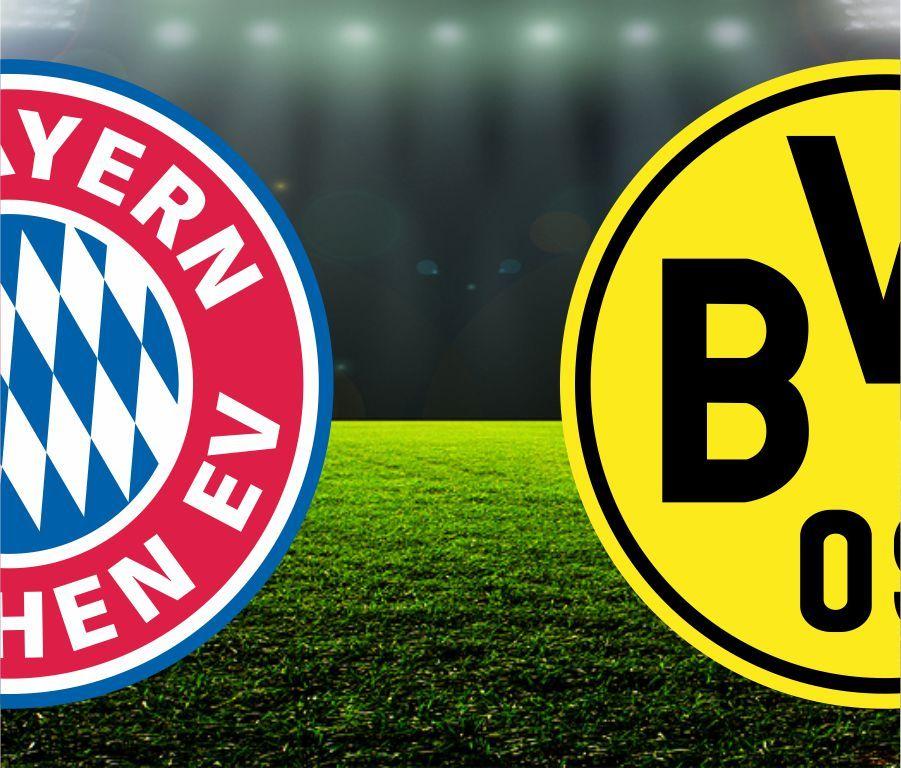 Bayern München - Dortmund