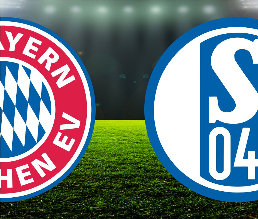 Bayern München-FC Schalke 04
