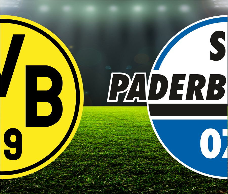 Borussia Dortmund-SC Paderborn 07