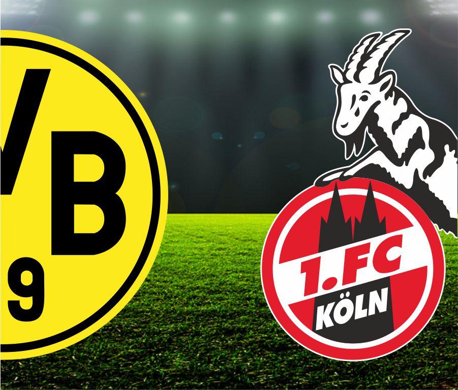 Borussia Dortmund-1.FC Köln