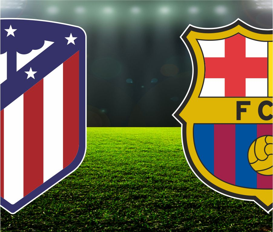 Atletico de Madrid-F.C. Barcelona