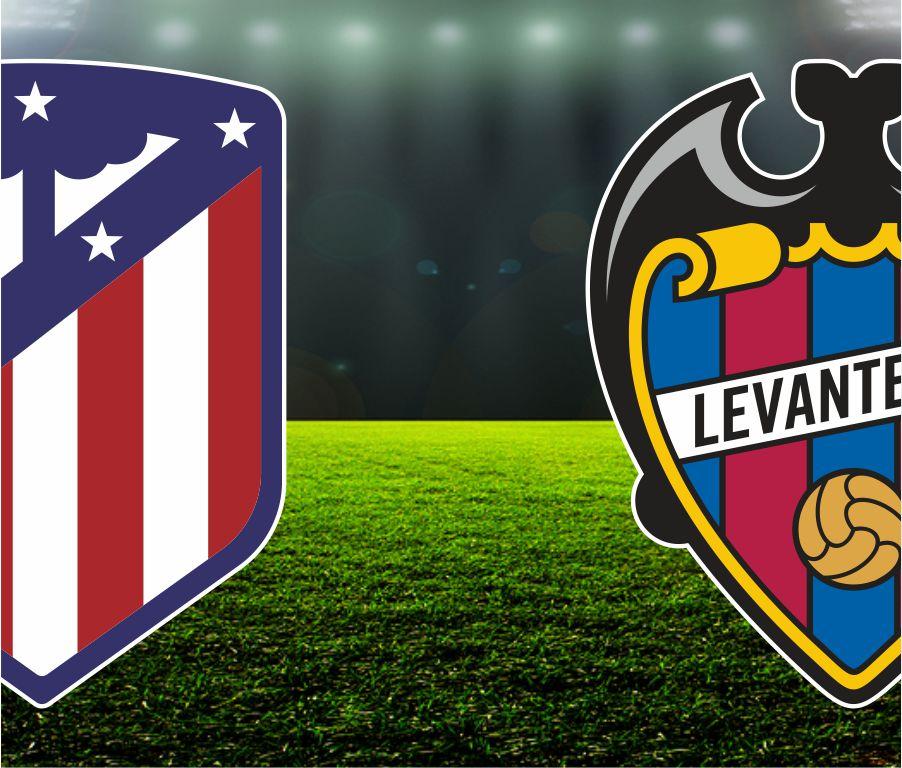 Atletico de Madrid-Levante U.D